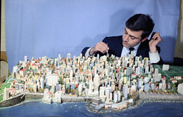 MODEL OF BEIRUT 1968