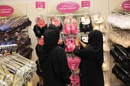 SAUDI-WOMEN-CLOTHING-LABOUR