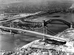 Associated Press Domestic News New York United States TRIBOROUGH BRIDGE