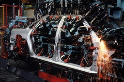 AUSTIN ROVER MOTOR CAR FACTORY - 1991