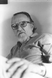 Novelist Jose Donoso 1924-1996