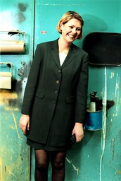 Marianne Nilsson, VD Atlet, som tillverkar truckar, Göteborg.