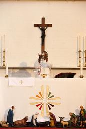 Anglican Christmas mass