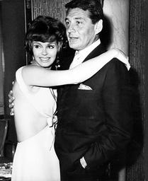 Actor Gene Barry 1919 - 2009