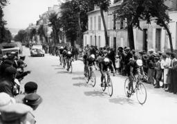 Belgian team at the Tour de France, 1936