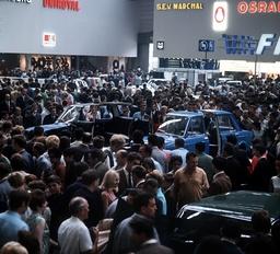 IAA in Frankfurt 1969