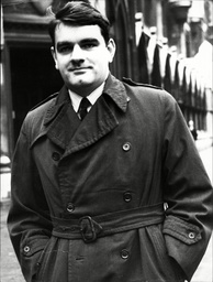 David Irving Author And Historian.