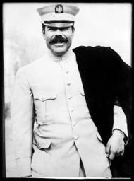 The Mexican Revolution. Pancho Villa, General of the Division del Norte of the Mexican Army. Photo c