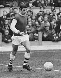 Arsenal And Scotland Footballer Frank Mclintock Francis 'frank' Mclintock Mbe (born 28 December 1939) Is A Scottish Former Football Defender Who Played For Leicester City Arsenal And Qpr.