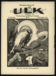 I. Weltkrieg, U-Boote 1914 - World War 1, U-Boats 1914 - Première Guerre mond. / Sous-marins 1914
