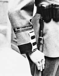 Sleeve band 'Greater Germany', 1939