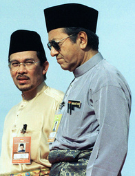 TO MATCH FEATURE MALAYSIA-ANWAR