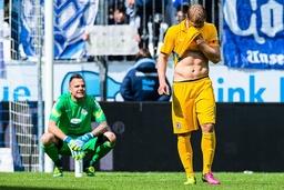 Sonntag 24 04 2016 2 Bundesliga Saison 2015 2016 31 Spieltag in Muenchen TSV 1860 Muenchen