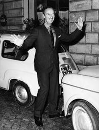 Actor, Novelist David Niven 1910 - 1983