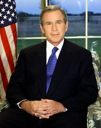 BUSH AFTER STEM CELL ADDRESS FROM CRAWFORD TEXAS RANCH