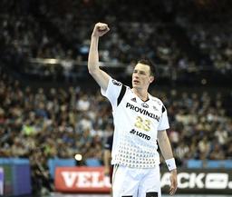 Foto Dominik Klein Kiel Handball Herren am 24 04 2016 Champions League THW Kiel CF Barcelo