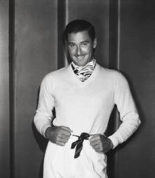 Errol Flynn - 1938