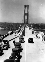 TACOMA'S NARROWS BRIDGE