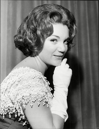 Connie Francis Singer