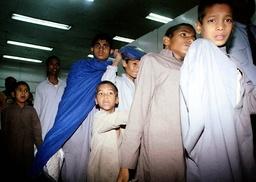 INDIAN BEGGAR CHILDREN DEPORTED FROM SAUDI ARABIA