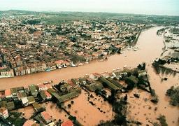 FRANCE-FLOOD-AGDE