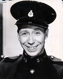 George Formby As A War Reserve Policeman In 1940 Film 'spare A Copper'