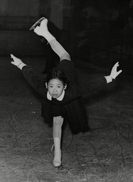Etsuko Inada Member Of The Japanese Olympic Ice Skating Team. Box 652 408121510 A.jpg.
