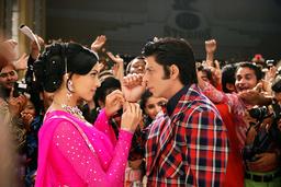 OM SHANTI OM, from left: Deepika Padukone, Shahrukh Khan, 2007. © Eros International/ Courtesy: Ever