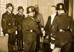 Hitler's birthday, 1938