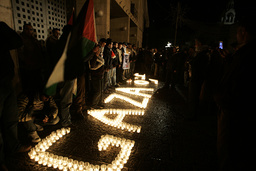 MIDEAST-CONFLICT-GAZA-NEW YEAR