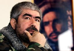 FILES-AFGHANISTAN-CORRUPTION-DOSTAM
