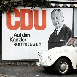 CDU election poster 1969