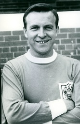 Jimmy Armfield Blackpool Fc Footballer. Box 691 408061612 A.jpg.