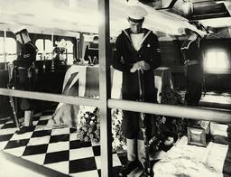 Sir William Fisher / Aufbahrung 1937 - -