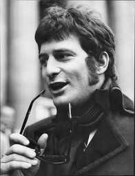Bbc Disc Jockey Emperor Rosko Michael Joseph 'mike' Pasternak (born December 26 1942) Known By His Stage Name Emperor Rosko Is An American Presenter Of Pop Music Programmes Most Widely Known For His Shows On Radio Caroline And Bbc Radio 1 In The Uk