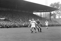 German soccer League - Season 1963-1964 - FC Schalke 04 - VfB Stuttgart 2-0