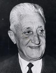 Argentinian Politician Arturo Illia (1900-1983)