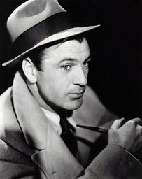 Gary Cooper - 1938