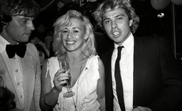 First Anniversary of Stringfellows - 04 Aug 1982