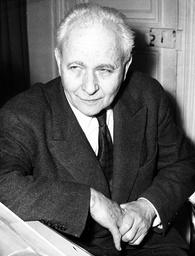 Poet, Novelist Louis Aragon 1897 - 1982