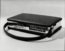 1962 Ferguson Transistor Radio