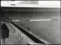 England And West Ham's Bobby Moore * Trains Alone At A Deserted Upton Park On The Sunday Mornng Before Flying Out With The England Team For The 1962 World Cup Finals In Chile. *died 2/1993