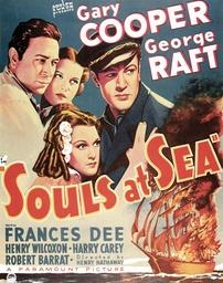Souls At Sea - 1937