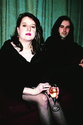 JULIE BURCHILL AND ROB NEWMAN.
