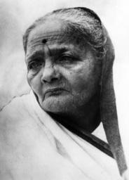 Kasturba Gandhi, 1932