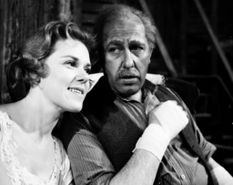 Alfred Marks and June Jago