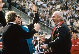 German Soccer League - Season 1985-1986 - Bayern Munich wins championship