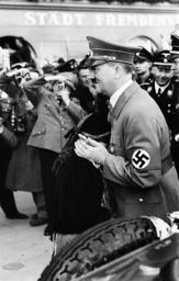 Adolf Hitler in Carinthia, 1938