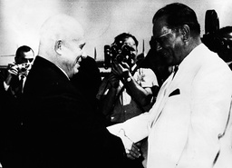 Soviet Leader Nikita Khrushchev 1894 - 1971