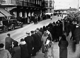 Disarmament Conference in Geneva, 1932